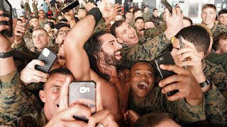 WWE Superstars recap 17th annual Tribute to the Troops event