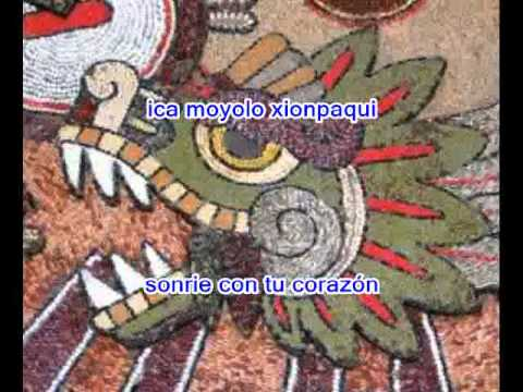 canto  nahuatl