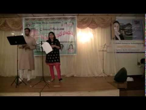 O Priya Priya.. Geethanjali.- Veturi Jayanthi Concert on Feb...