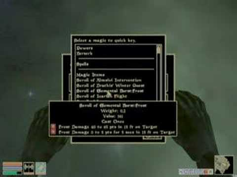 Morrowind Speedrun (7:30)