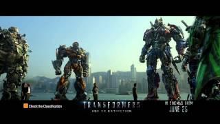 "Transformers: Age Of Extinction Clip ""Destroyer"""