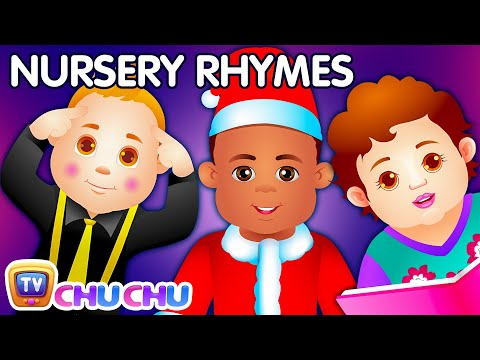 Nursery Rhymes Party Mashup Mix | ChuChu TV Dance Songs for Kids