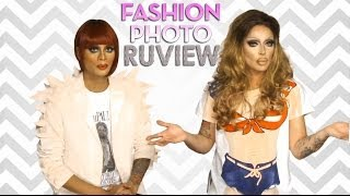 Rupaul's Drag Race Fashion Photo Ruview With Raja And Raven - Episode 1 RuPaul s Drag Race