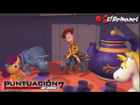 Vídeo análisis / review Toy Story 3 - PS3/X360