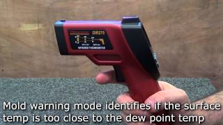 Dawson DIR275 Infrared Thermometer