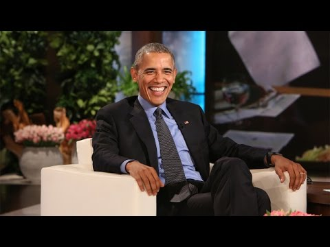 President Obama Discusses His Daughters