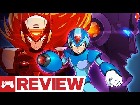 Mega Man X Legacy Collection 1 Review