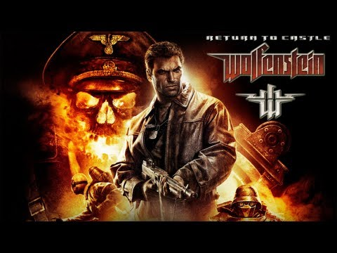 Return to Castle Wolfenstein - Co-op Gameplay #1 (PC) (HUN) (HD)