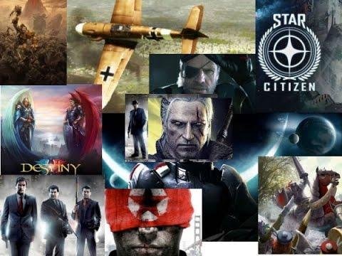 10 самых ожидаемых игр 2015 игро-трейлеры