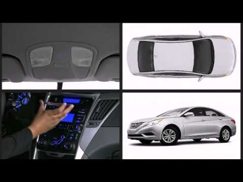 2012 Hyundai Sonata Video