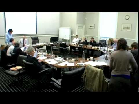 Dunedin City Council - Infrastructure Services Committee - April 1 2014