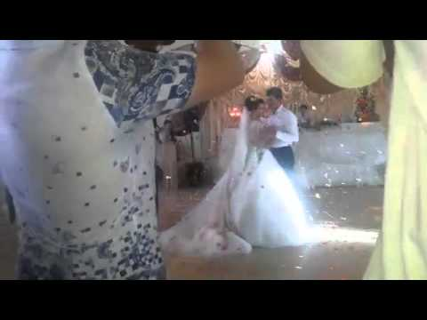 И вместо свадьбы траурный наряд