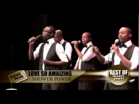 Shower Power - Love so Amazing