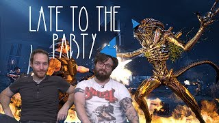Let's Play Aliens: Colonial Marines - Late to the Party
