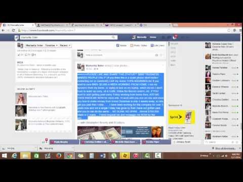 Facebook Marketing Mca.....marisella Soler