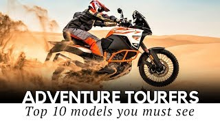 10 Best Adventure Touring Motorcycles You Could Buy (New and Proven Models)
