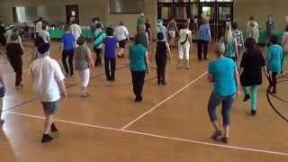 PA POP PA LA  Line Dance @ 2015 SPRING FEVER CLASSIC  (Winter Park, Florida)