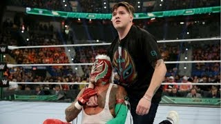 WWE Reportedly Wants Rey Mysterio's Son To Wrestle