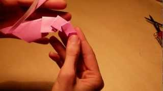 Origami Crevette