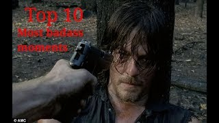 Daryl Dixon Top 10 Most Badass moments