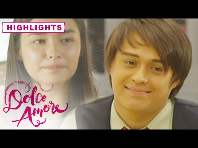 Dolce Amore: Can't stop thinking