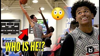 Who is Jalen greens teammate!? UCLA Committ Jaime Jaquez Is ICE COLD...