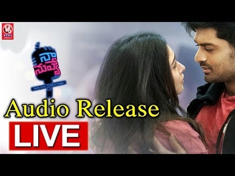 Naa Nuvve Audio Lunch LIVE | Kalyan Ram | Tamannaah | Jayendra | V6 News
