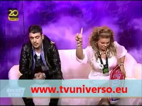 Fanny e Dioguinho discutem no confessionário ( Casa dos Segredos - Desafio Final )