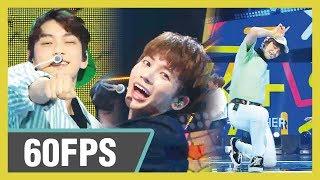 60FPS 1080P   TOMORROW X TOGETHER - CROWN, 투모로우바이투게더 - 어느날 머리에서 뿔이 자랐다 Show! Music Core 20190316