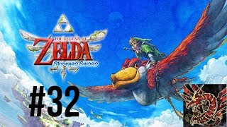 [🔴Let's Play Live] The Legend of Zelda: Skyward Sword [100%] - Episode 32: The Water Dragon