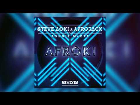 Steve Aoki & Afrojack feat. Bonnie McKee - Afroki (Marnik Remix) [Cover Art]