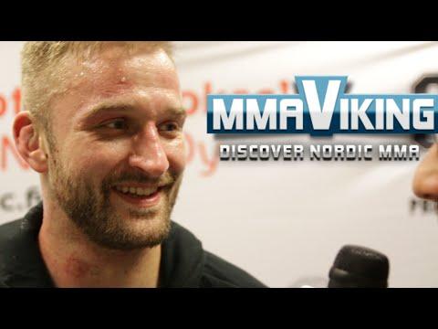 Saku Heikkola Cage 29 Post Fight Interview
