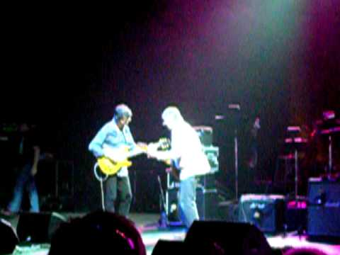 Steely Dan Reelin' in the years LIVE featuring Elliot Randall 01 07 2009 Hammersmith Apollo London