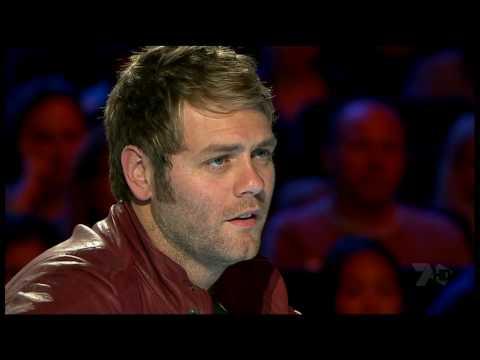 Hear The Angel Voices - Australia's Got Talent 2010 Music Videos
