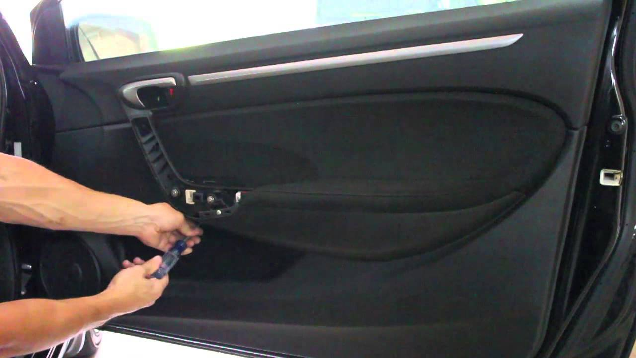 2006 Honda Civic Si Door Panel Removal Youtube
