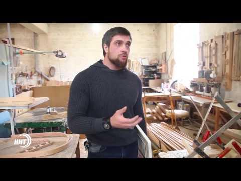 Атмосфера бизнеса Мурад Каллаев директор мебельной фабрикиТурали мебель
