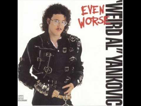 Weird Al Yankovic - Stuck in a Closet With Vanna White