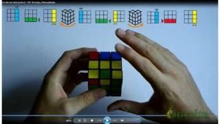 Cómo resolver el cubo de rubik de manera sencilla (parte 2) - HD -Bricolaje y Manualidades