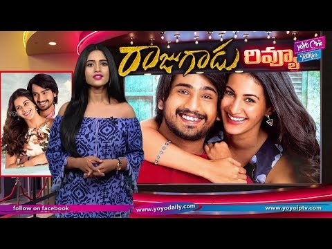 Raju Gadu Movie Review And Rating | Raj Tarun | Amyra Dastur | Tollywood | YOYO Cine Talkies