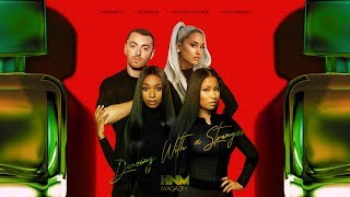 Sam Smith Normani Dancing With A Stranger Feat Ariana Grande Nicki Minaj Mashup