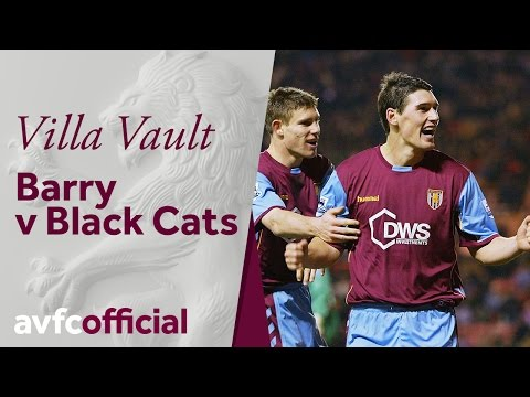 Villa Vault: Gareth Barry v Sunderland