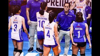 Almadro reminds Ateneo to get back to what got them in finals vs Creamline