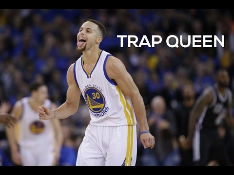 Fetty Wap - Trap Queen | Curry vs Pelicans Opening Night | 2015-16 NBA Season