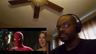 Spider Man Far From Home Weird Trailer REACTION!!!