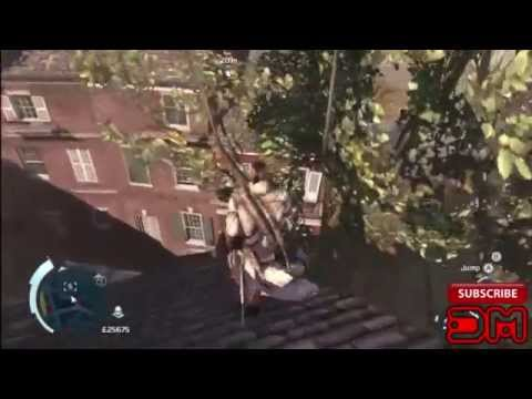 Assassin's Creed 3 All Almanac Page Locations New York