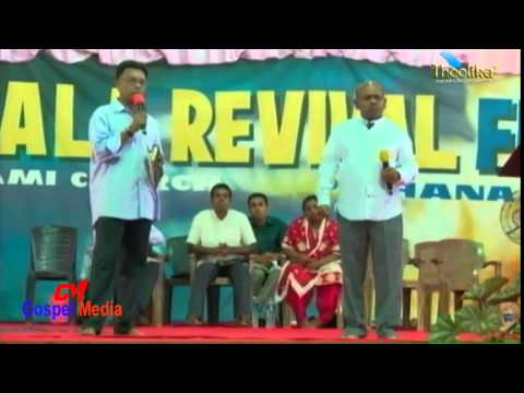 Kerala Revival Fire 2014 -  Day  FIFTEEN  Snday  Evening Section