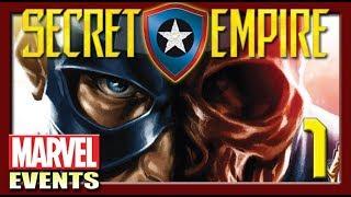 Secret Empire [Part 1] สิ้นอเมริกา ไฮดร้าจงเจริญ!! [Marvel Events]