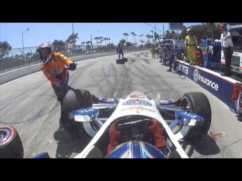 #INDYCAR In-Car Theater: Toyota Grand Prix of Long Beach