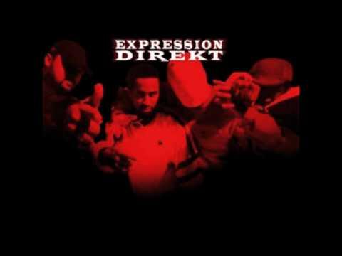 La Legion Feat Expression Direkt et Denz l / Trop de pression