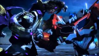 Transformers Prime Beast Hunters Music Video  Optimus Prime Tribute